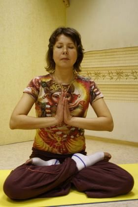 Гимнастика кундалини йога с